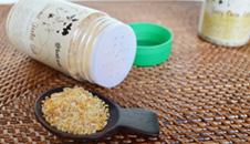ミネラル豊富なおいしいバリ島の天然塩!